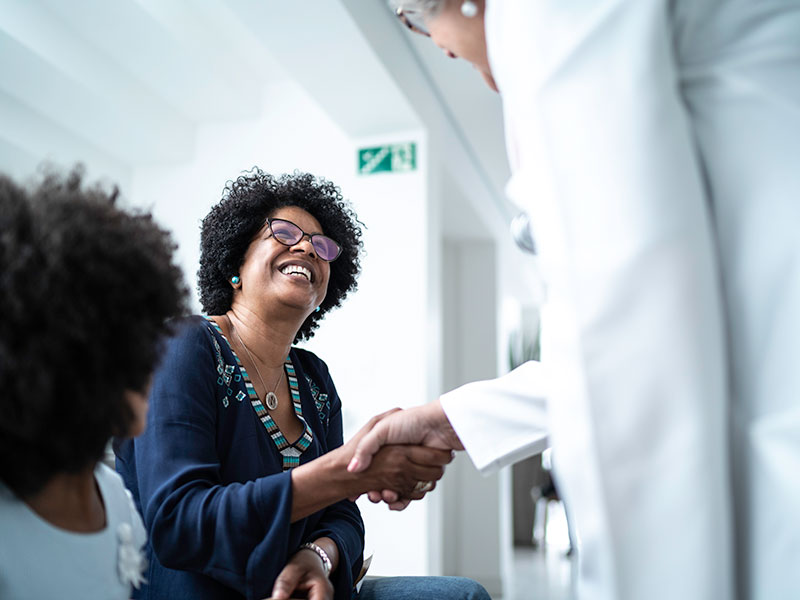 Patient Satisfaction is a Result of Connection